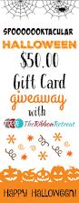halloween gift card spoooooktacular halloween giveaway the ribbon retreat blog