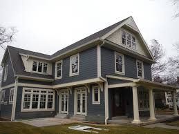 Missouri House by View Of Side Of House With All Hardie Siding Outside Colors
