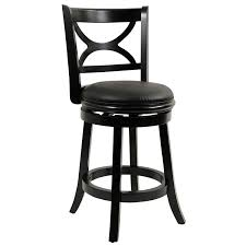 Leather Bar Stools With Back Amazon Com Boraam 45724 Florence Counter Height Swivel Stool 24