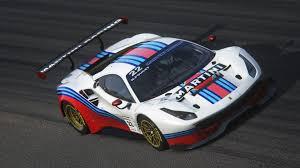 martini racing ferrari 488 gt3 fictive martini racing skin racedepartment
