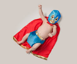 Hilarious Costumes Has Dressed His Infant Up In Hilarious Costumes Making Baby
