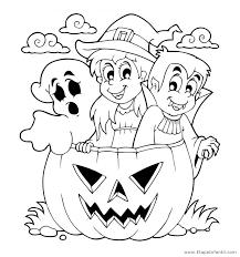imagenes de halloween para imprimir y colorear dibujos de fantasma bruja y viro para imprimir y colorear en