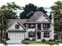 1800 Square Feet Eplans Colonial House Plan Kirkland 1800 Square Feet And 4