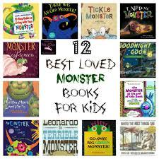 best thanksgiving books for preschoolers mom to 2 posh lil divas 12 best loved monster books for kids