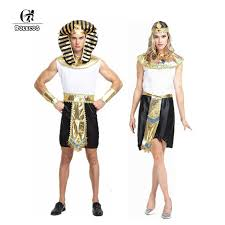 Egyptian Halloween Costumes Cheap Egyptian Couple Aliexpress Alibaba Group