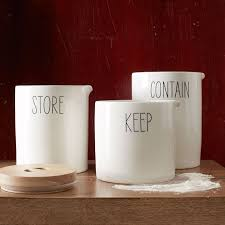 kitchen storage canisters labeled kitchen storage canisters west elm
