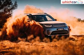 orange land rover discovery 2017 land rover discovery review whichcar