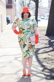 vintage archives style plus curves a chicago plus size fashion
