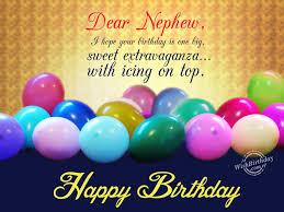 birthday wishes for a nephew happy birthday accessories