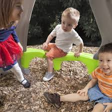 step 2 water works water table castle top mountain climber kids climber step2
