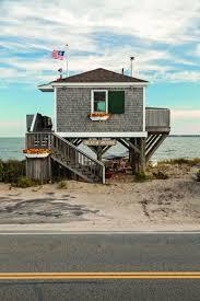 Beach House On Stilts Built On Stilts Falmouth Magazinefalmouth Magazine