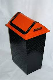 garage garbage can storage wood trash can with drawer kitchen
