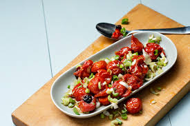 roasted tomato salad diet doctor