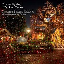 Christmas Outdoor Motion And Light Projector by Imaxplus Portable Party Laser Lights Projector For House With