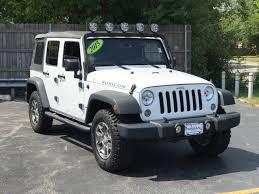 2015 jeep wrangler rubicon unlimited 2015 jeep wrangler unlimited rubicon countryside il 20075742