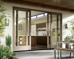 Brown Patio Doors Essence Series Patio Doors All City Windows And Doors