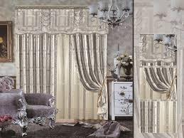 Grey Shabby Chic Curtains by Dkny Curtains Curtain Design Ideas