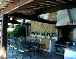 barbecue cuisine d été cuisine d ete en bois cuisine d cuisines mole barbecue