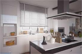cuisine fenetre impressionnant cuisine design bois et stores cuisine design pictures