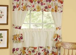 Green And White Kitchen Curtains White Kitchen Curtains Eulanguages Net