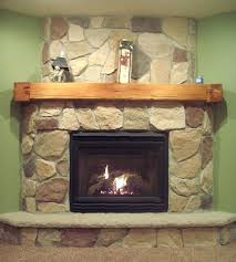 How To Decorate A Stone by Stone Fireplace Mantels Ideas Image Of New Decorating Fireplace