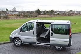 renault trafic 9 passenger van renault trafic 1 9dci minibus guaranteed car finance