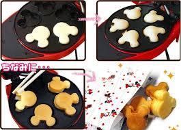 mickey mouse kitchen appliances mickey mouse mini pancakes maker mickey waffle maker pancakes