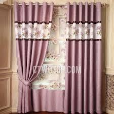 Purple Room Darkening Curtains Beautiful Room Darkening Purple Window Curtains On Sale