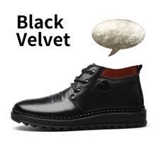 Warm Comfortable Boots Online Get Cheap Men U0027s Winter Snow Boots Shoes Aliexpress Com