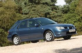 subaru station wagon 2007 subaru impreza sports wagon review 2005 2008 parkers