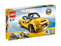 amazon com lego creator cool cruiser car toys u0026 games