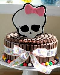 high cake ideas high cake the 8 year birthday girl wanted an all inside