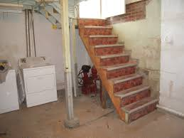 winsome inspiration basement stairs painted basement steps with