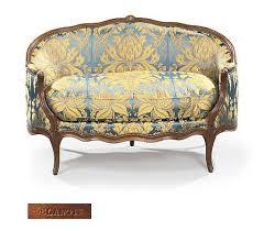 canape louis xv a louis xv beechwood canape en corbeille sofa