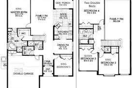 5 bedroom single house plans 5 bedroom floor plans 100 images ranch style house plans 5