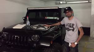 jeep hood decals wet application on jeep wrangler for army star decal youtube