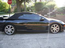 eclipse mitsubishi spyder cavyz04 2003 mitsubishi eclipse specs photos modification info