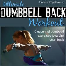 Chest Workout Dumbbells No Bench Dumbbell Back Workout U2013 Best Dumbbell Exercises For Your Back
