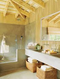 bathrooms idea 17 rustic bathroom ideas