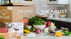 food delivery gifts sun basket meal kit delivery williams sonoma