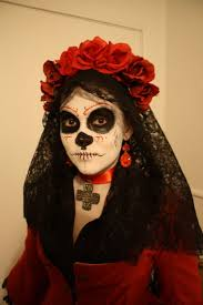 day of the dead makeup for halloween 80 best dia de los muertos images on pinterest sugar skulls