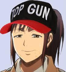 Top Gun Hat Meme - image 711233 top gun hat know your meme