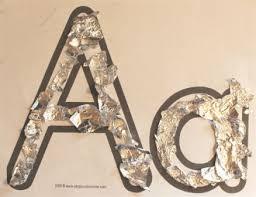 letter a activities abc jesus loves me