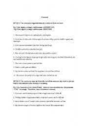 english teaching worksheets commas