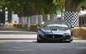 maserati granturismo blacked out gtp cool wall 2011 maserati granturismo mc stradale