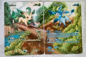 pokemon fan games online fan improves pokémon cards with stunning custom backgrounds