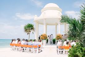 mexico wedding venues a destination wedding at grand palladium resort spa in