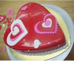 image gallery heart shaped valentine cakes