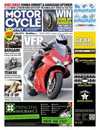 motor cycle monthly may 2014 by mortons media group ltd issuu