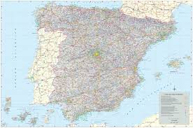 Burgos Spain Map by Spain Map Detailed U2013 World Map Weltkarte Peta Dunia Mapa Del
